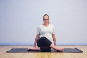Yoga for Piriformis Syndrome 9