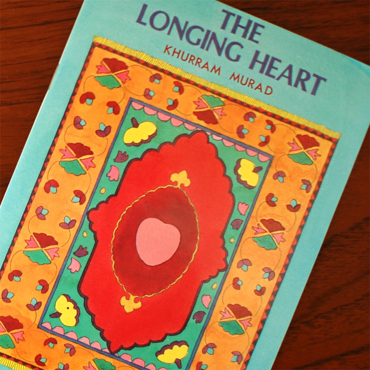 The Longing Heart || Muslim Storybooks For Slightly Older Kids ||Mamanushka.com