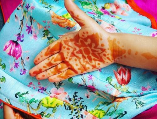 henna sunshine :: mamanushka.com