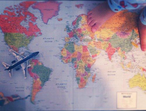 mamanushka.com :: traveling with kids :: same same but different