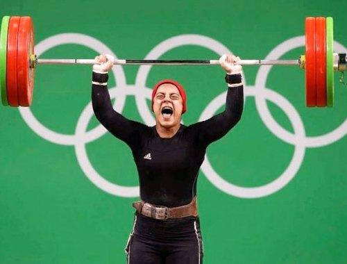 Mamanushka.com || Changing the Way We See The Games || Muslim Women Olympians