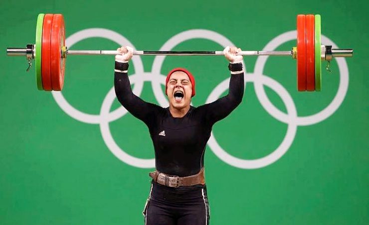 Mamanushka.com || Changing the Way We See The Games || Muslim Woman Olympian || Sara Ahmed