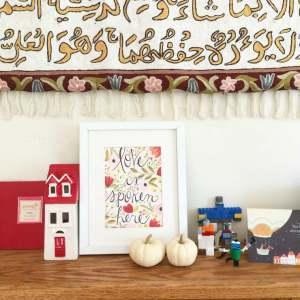 MAMANUSHKA.COM    Favourite Things About Fall    Autumn Beauty    Baby Pumpkin Decor