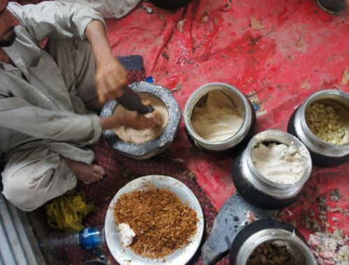 MAMANUSHKA.COM || Kashmir || Best Food On Earth || Waazwan