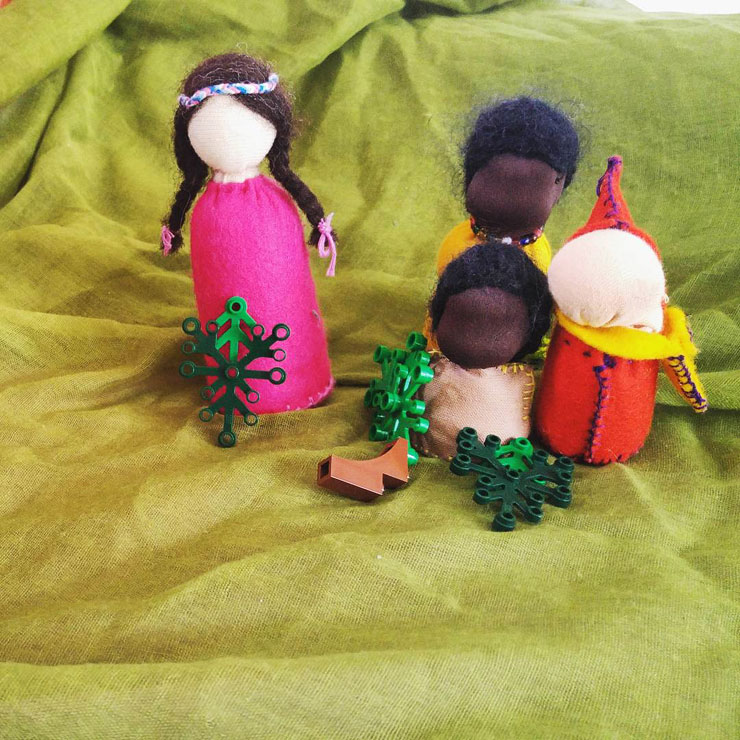 MAMANUSHKA.COM || Celebrating The New Hijri Year || Muslim Festivals || Storytelling || Waldorf Dolls