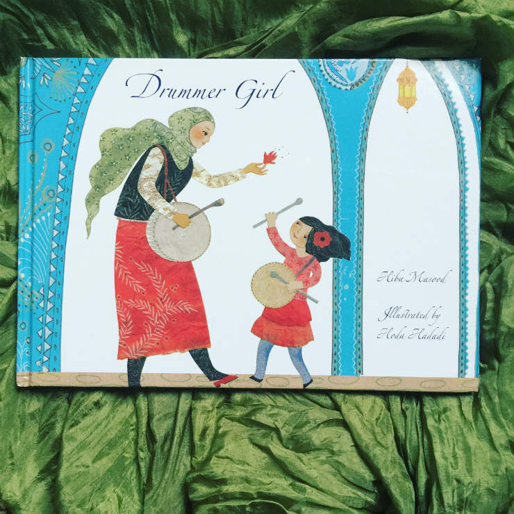 Drummer Girl: An Immersive & Empowering Ramadan Story About Following Your Dreams