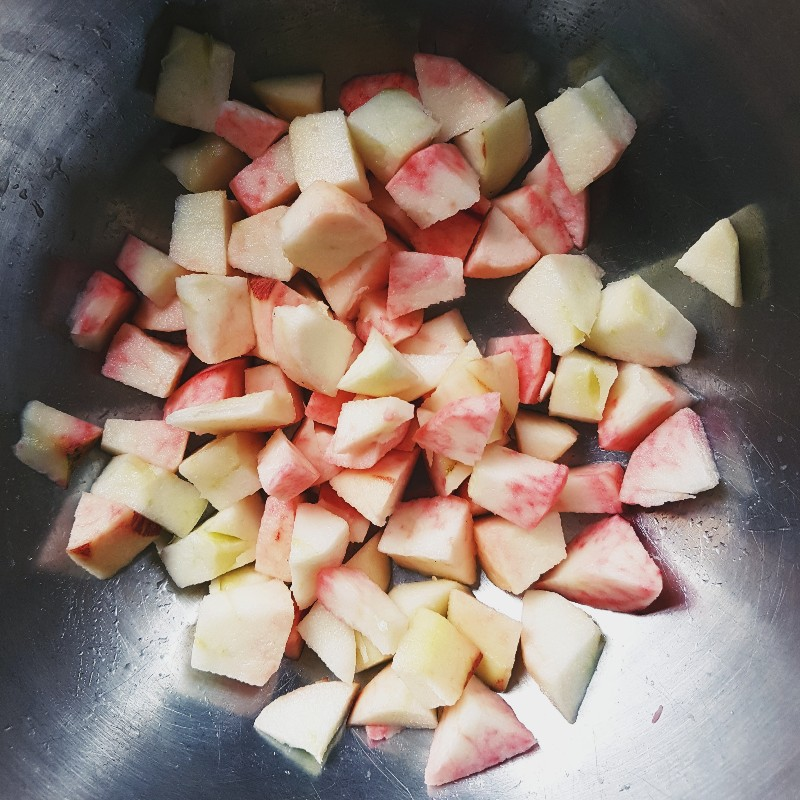 MAMANUSHKA.com || Best Apple Cake Recipe || No Mixer || Quick || Easy || Delicious || Chopped Apples