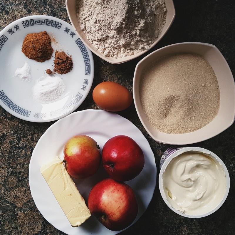 MAMANUSHKA.com || Best Apple Cake Recipe || No Mixer || Quick || Easy || Delicious || Ingredients