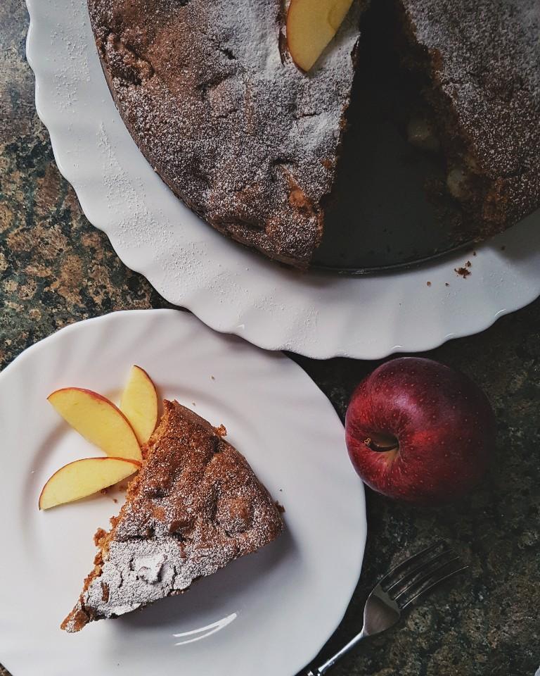 MAMANUSHKA.com || Best Apple Cake Recipe || No Mixer || Quick || Easy || Delicious