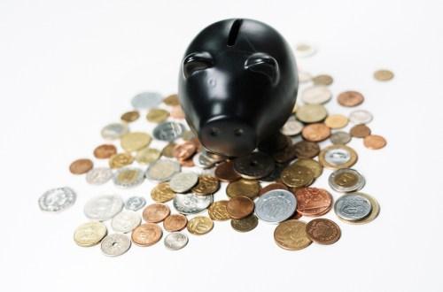 tirelire piece sou economies argent