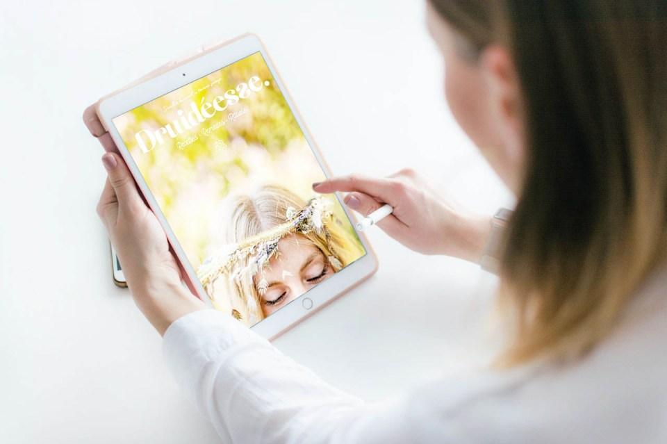 cadeau éco-responsable et immatériel : un magazine numérique