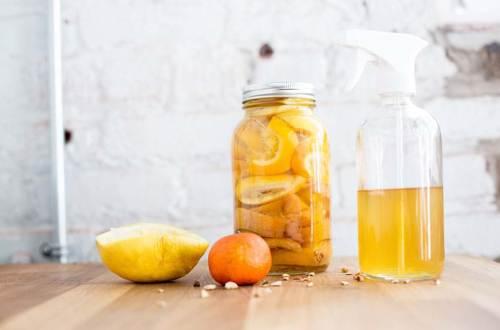 vinaigre blanc désinfectant détartrant ménage au naturel