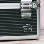 Carry Your Cosmetics In Style with the Goddess Ultimate Train Case from Caboodles