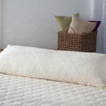 """Refresh Your Sleep with this Comfy Latex """"Body"""" Pillow from Savvy Rest"""