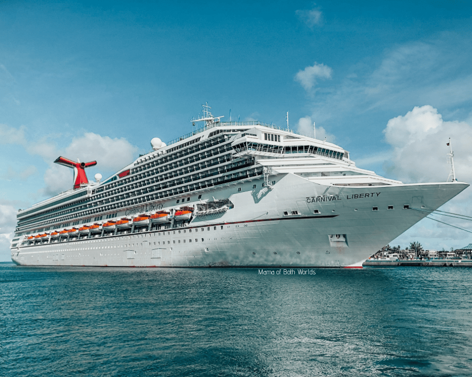 Mama of Both Worlds: Carnival Cruise Line Review
