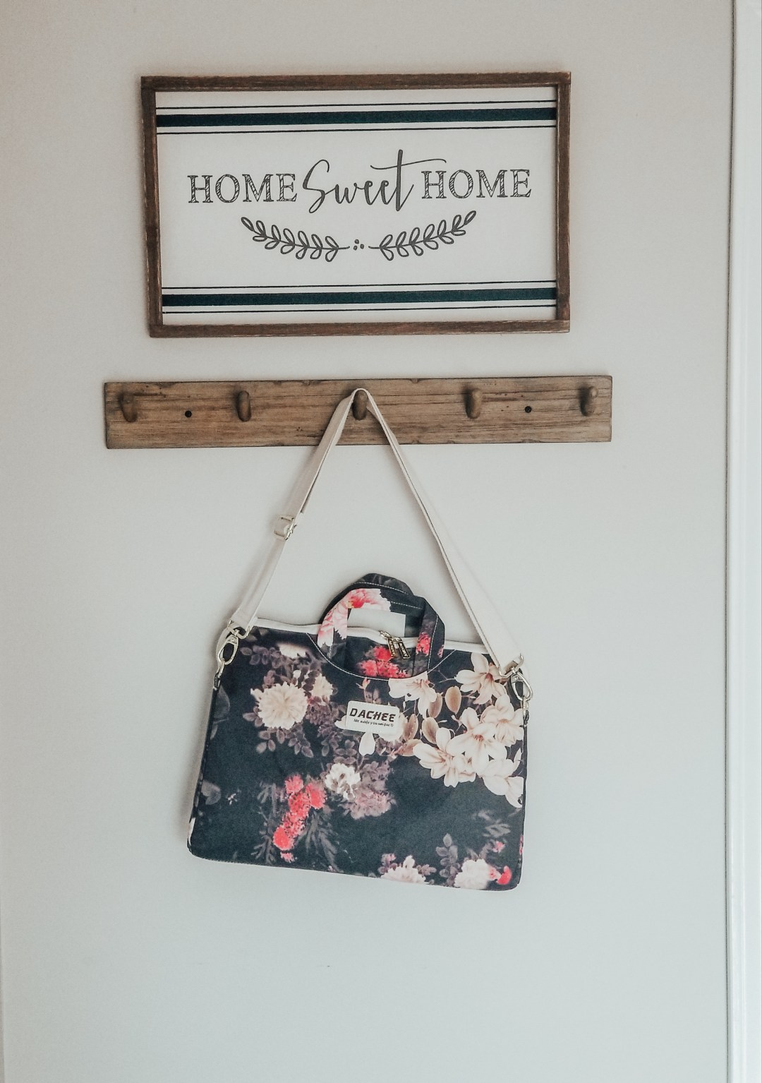 Mama of Both Worlds: January Favorites Laptop Bag