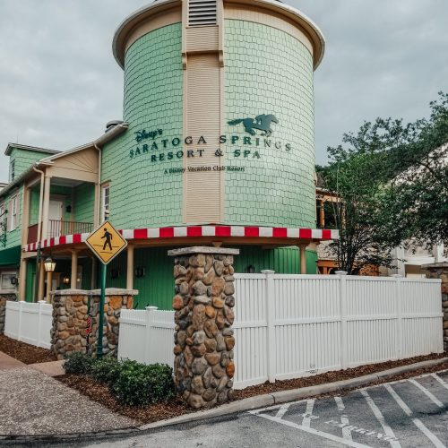Mama of Both Worlds: Disney's Saratoga Springs Review