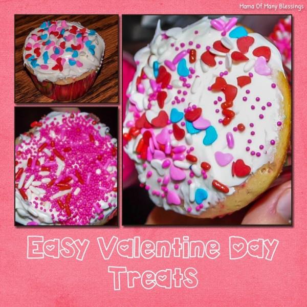Valentine day treat
