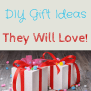 Over 50 Pinterest Diy Christmas Gifts