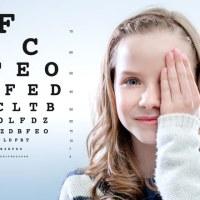 Zdrav vid u djetinjstvu