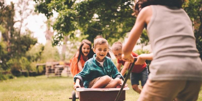 igranje sa djecom