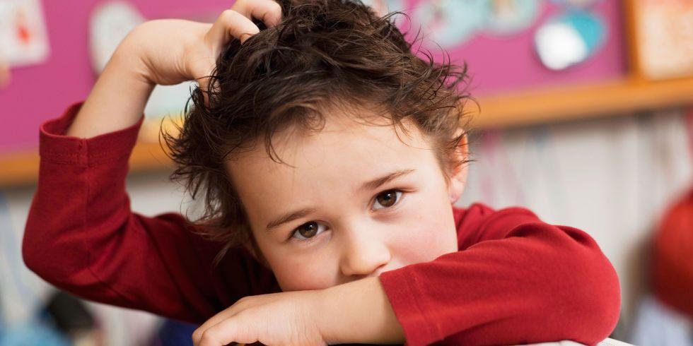 vaske kod djece