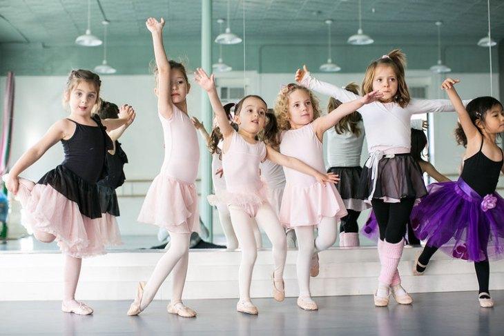 balet za djevojcice
