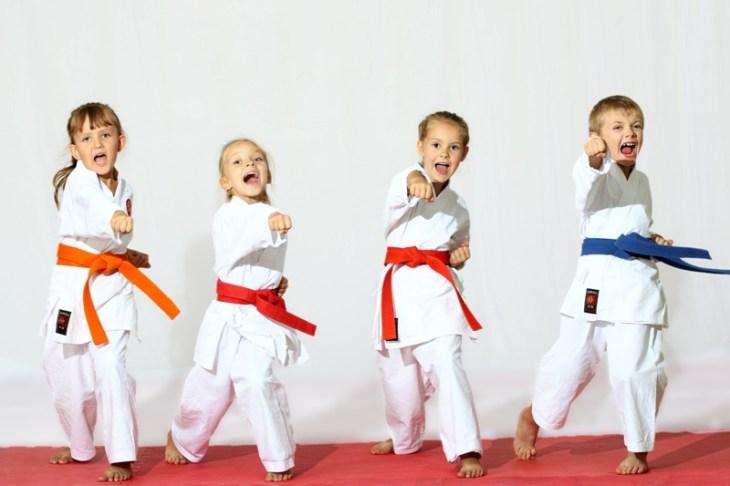 djeca karate