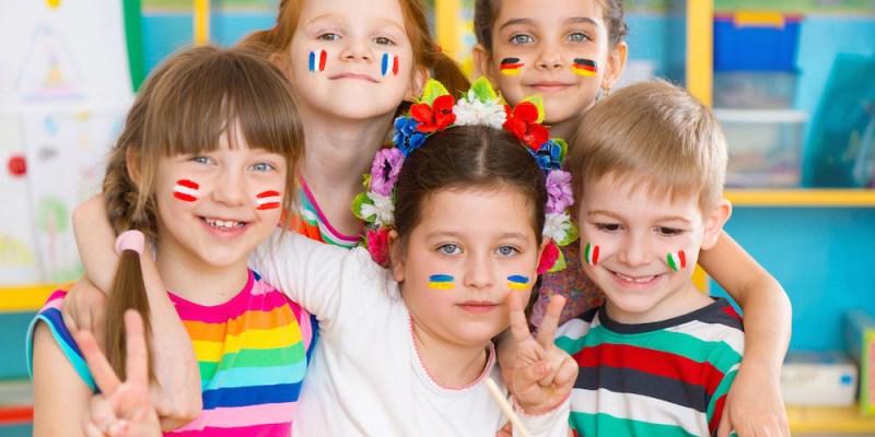 djeca ucenje jezika