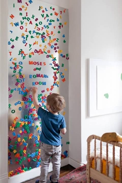 uredjenje enterijera djecija soba