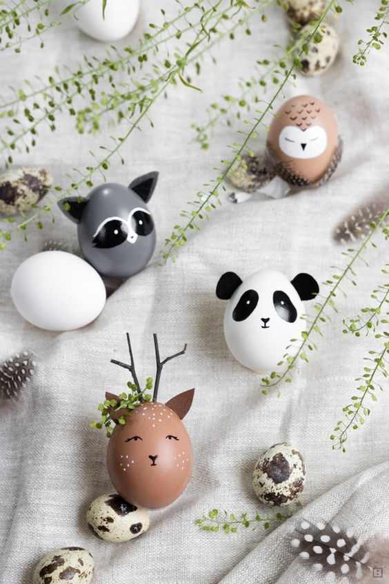 vaskrsnje ukrasavanje jaja