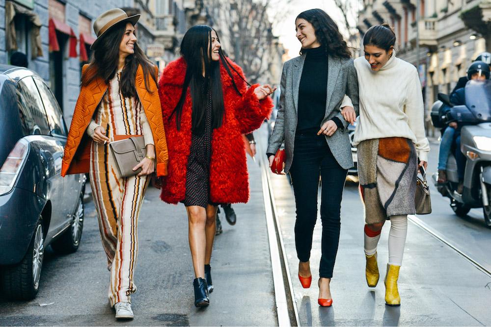 modni trendovi za punije