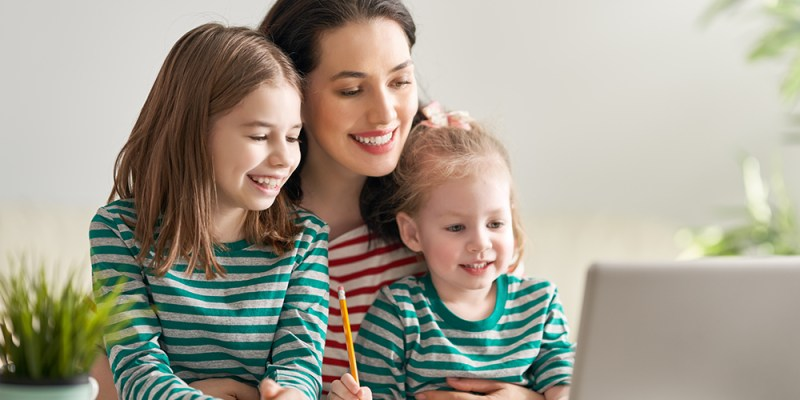 kako organizovati rad od kuce i brigu o djeci
