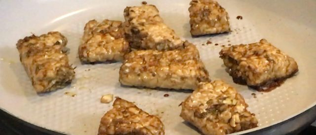 Tempeh versus Tofu