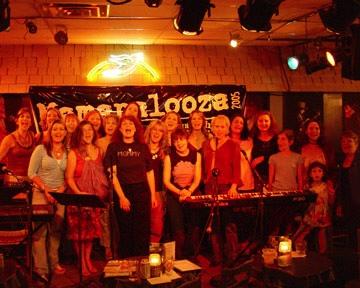 Sue Fabisch and Mamapalooza Nashville