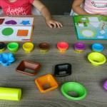Review | Play-Doh Spelen & Leren – Kleuren & Vormen