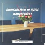 Wonen | Binnenkijken in huize MamaPlaneet