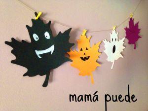 guirnalda halloween