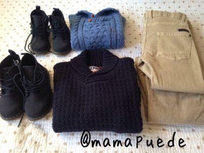 ropa invierno niños