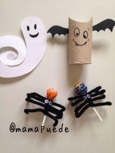 manualidades halloween con niños
