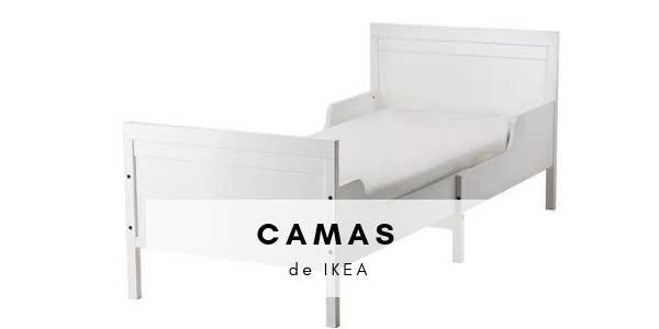 Camas IKEA para niños