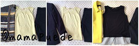 combinar pantalon azul marino