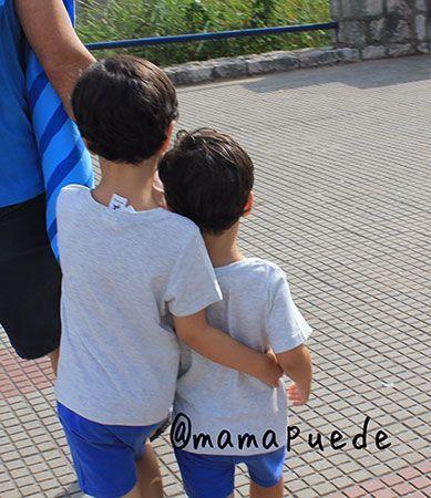 celos entre hermanos