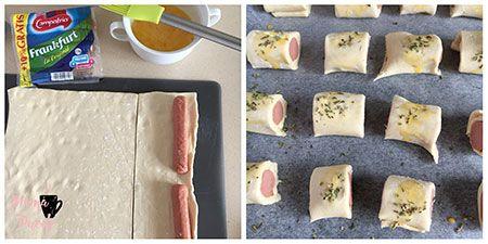 recetas faciles de salchichas