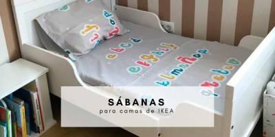 sabanas para camas de ikea