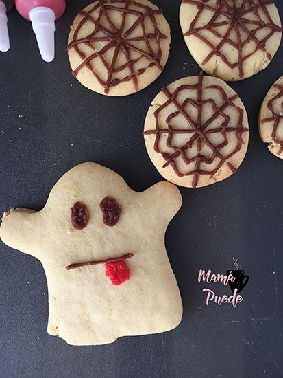galletas halloween