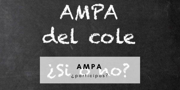 pertenecer al AMPA