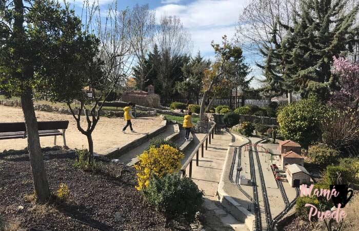 parque temático mudejar en Olmedo