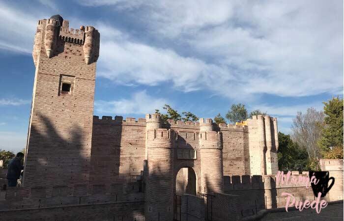 Castillo de Mota (Medina del Campo)
