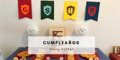 cumple de Harry Potter